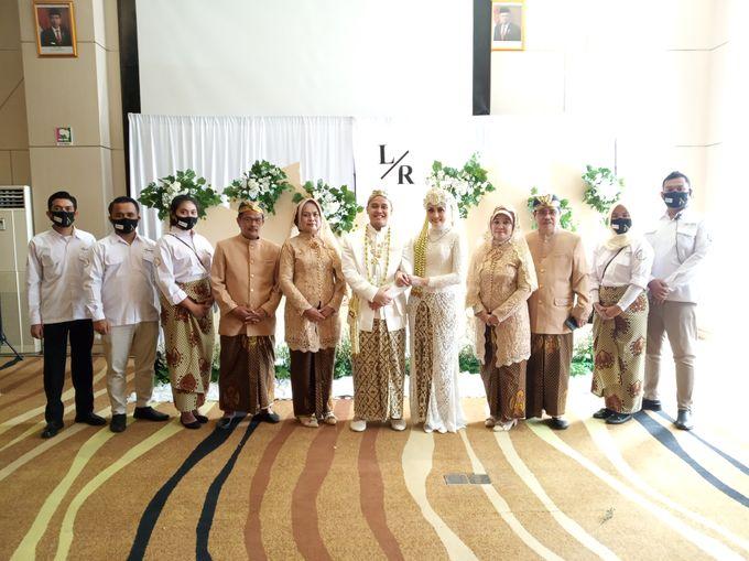 The Intimate Wedding Of Lita & Rian by Armadani Organizer - 003