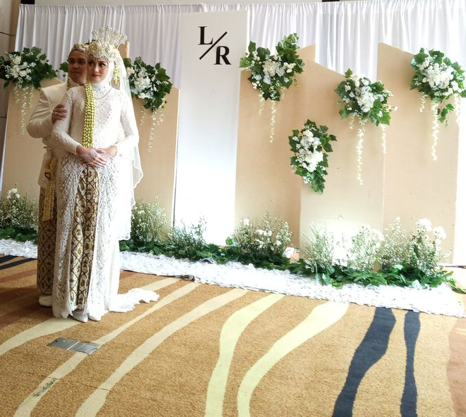 The Intimate Wedding Of Lita & Rian by Armadani Organizer - 001