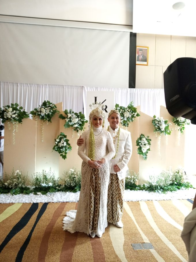 The Intimate Wedding Of Lita & Rian by Armadani Organizer - 005