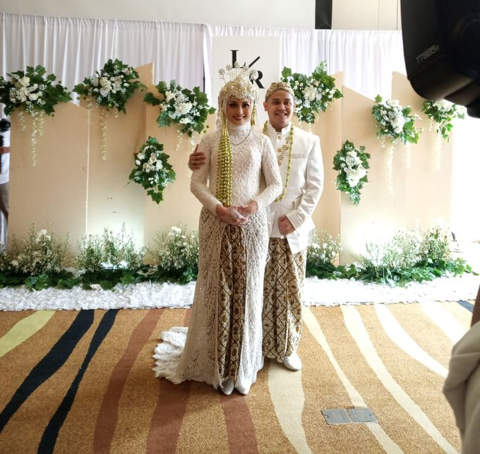 The Intimate Wedding Of Lita & Rian by Armadani Organizer - 002