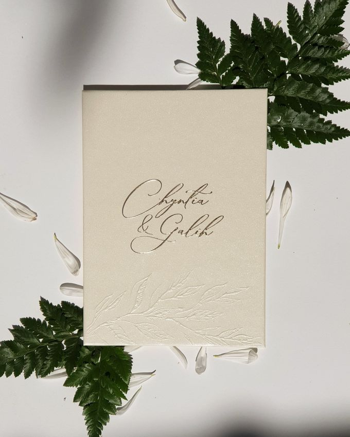 Classic  Yellow Plasma by Invitation Papermint - 005