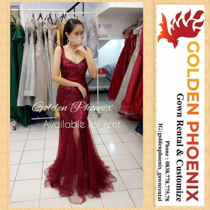 Beauty GOWN by Golden Phoenix Rent Gown - 004