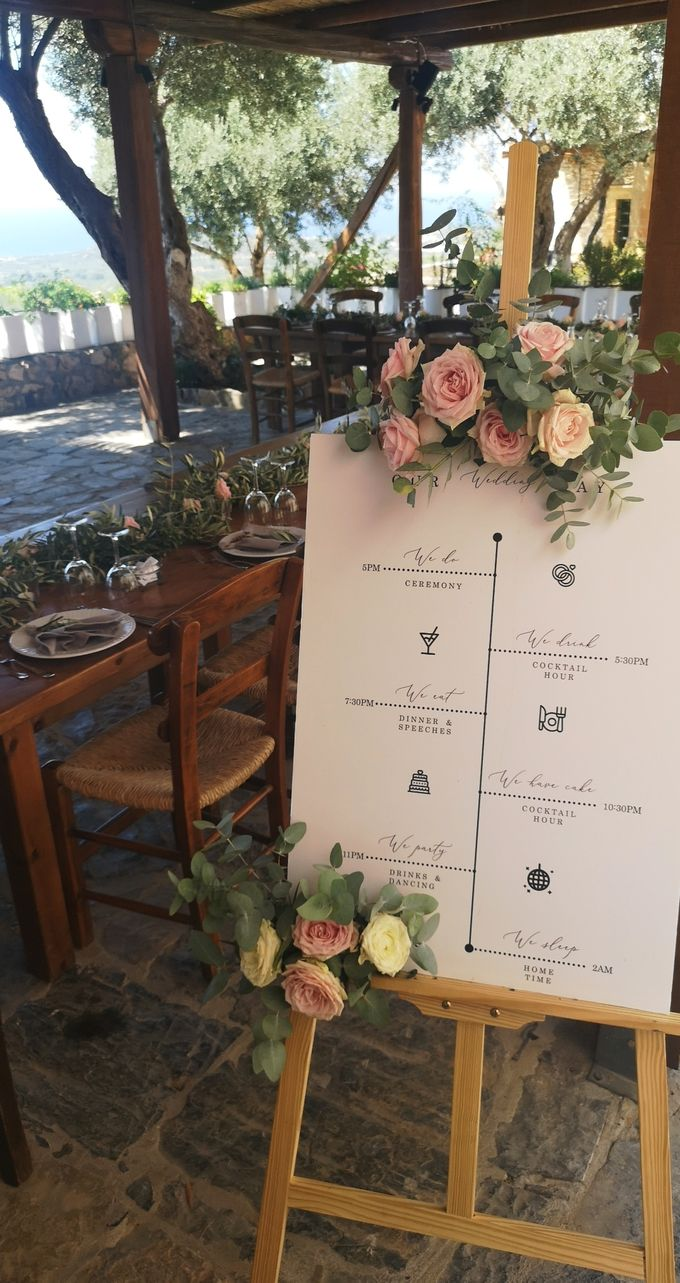Rustic Wedding by Eventous Weddings and Events - 002