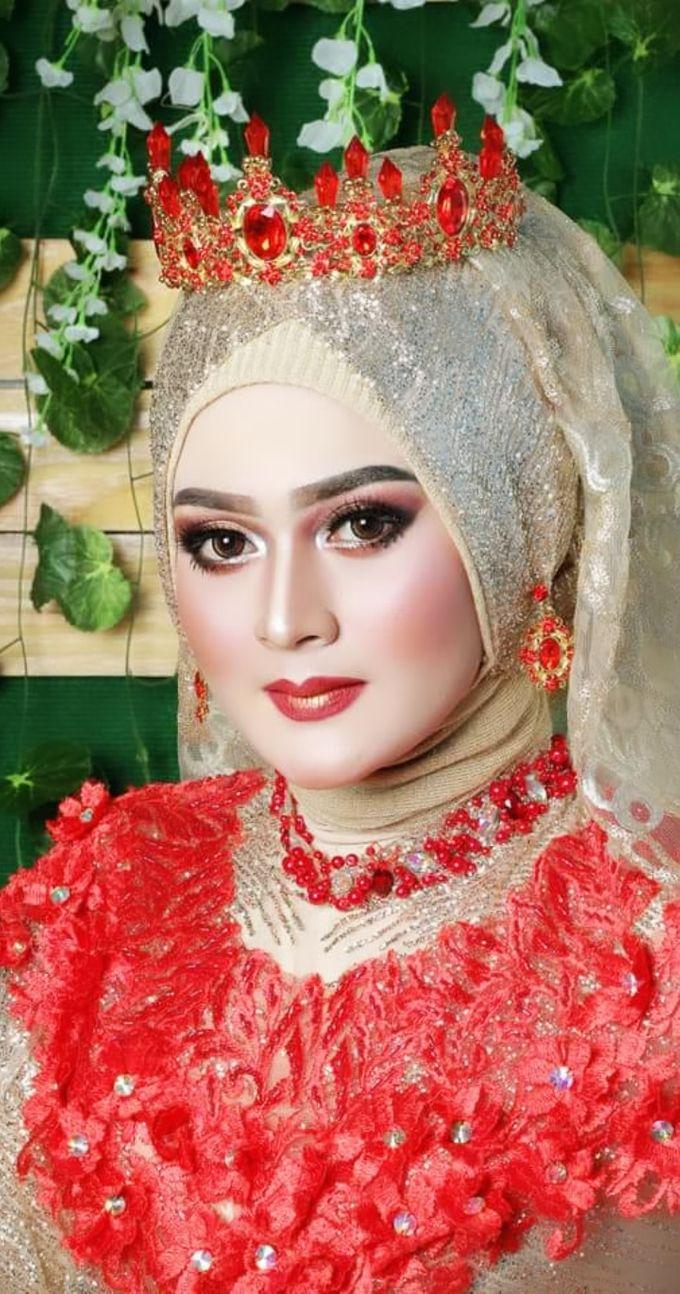 Wedding makeup by Cindy mozza - 002