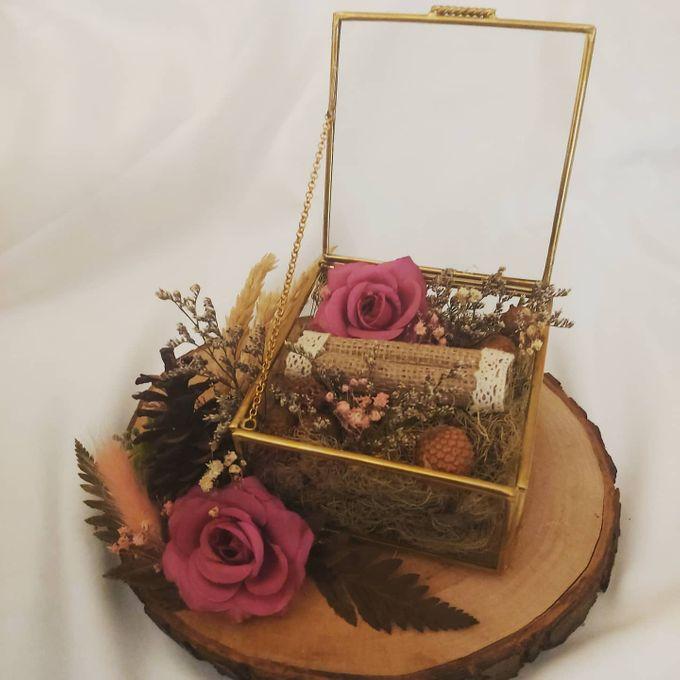 Ring box by Seserahan Darihati - 035