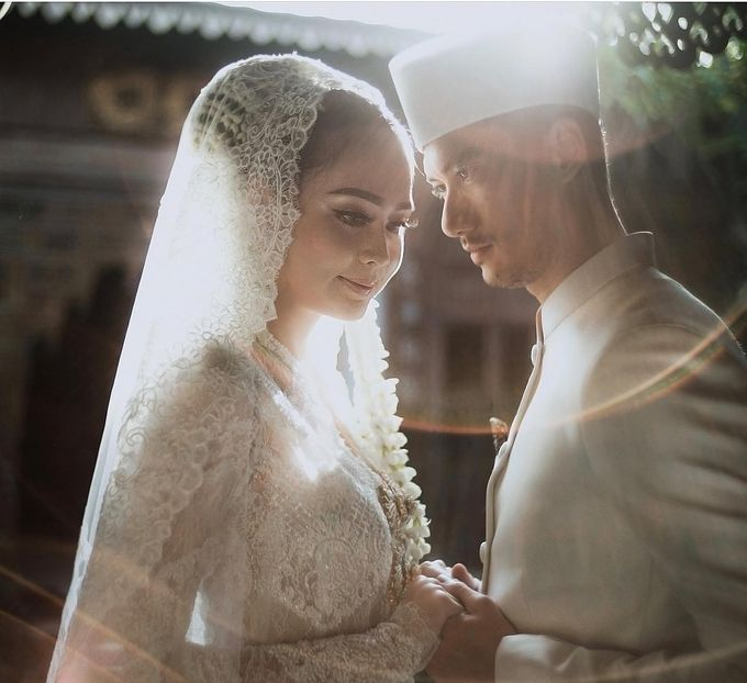 Outdor Traditional Wedding In New Normal by Ventlee Groom Centre - 003