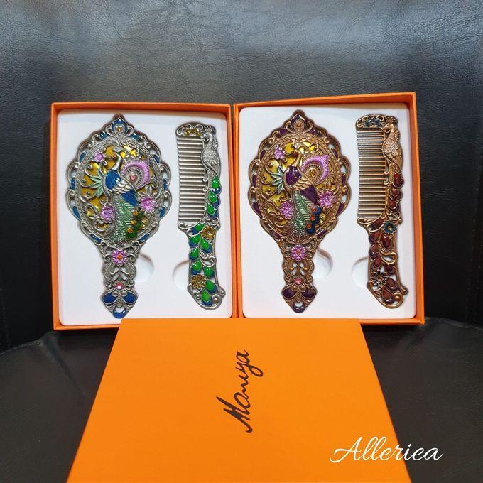 Sisir Kaca Premium by Alleriea Wedding Gifts - 004
