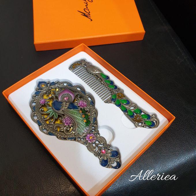Sisir Kaca Premium by Alleriea Wedding Gifts - 005