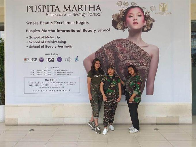 Puspita Martha International Beauty School by WANDA BEAUTY ID - 007