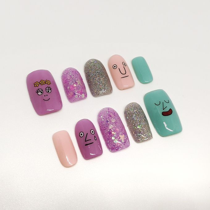 OTHER WORKS by PONINONI NAILS - 010