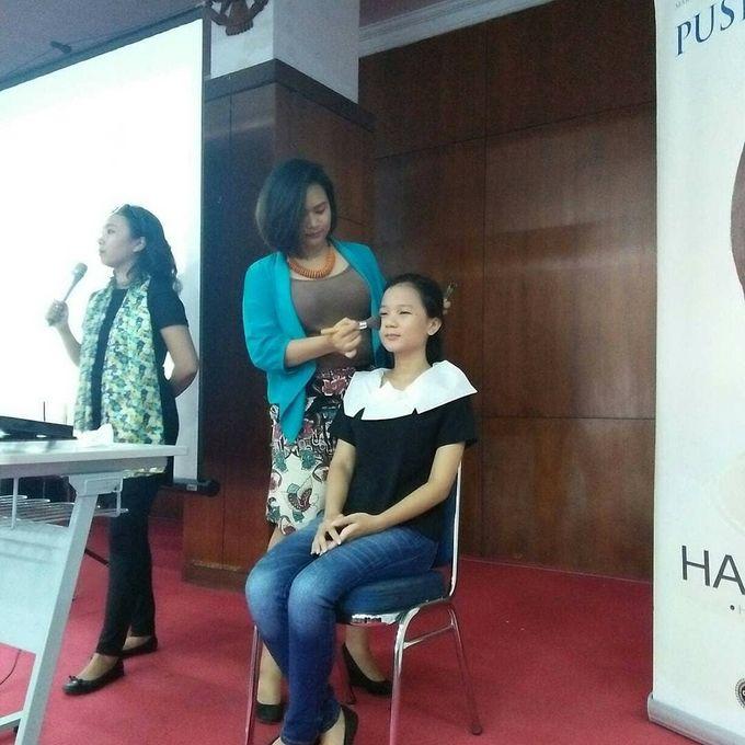 Puspita Martha International Beauty School by WANDA BEAUTY ID - 002