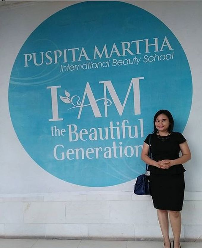 Puspita Martha International Beauty School by WANDA BEAUTY ID - 006