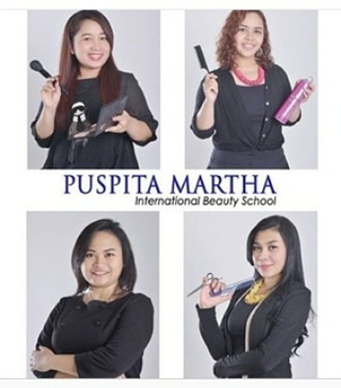 Puspita Martha International Beauty School by WANDA BEAUTY ID - 001