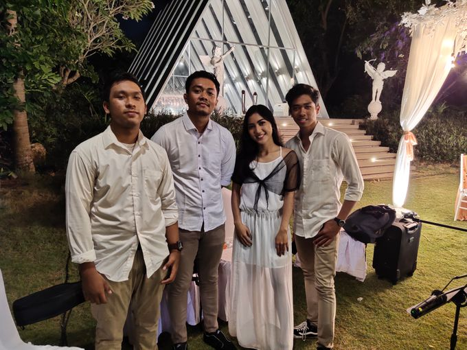 Edo & Sela Wedding by The Beney Entertainment - 002