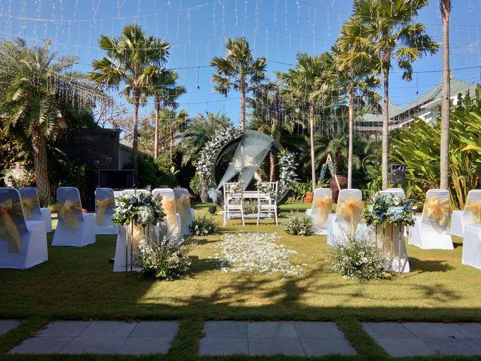 WEDDING OF TYA & KRIS by Geoval Wedding - 003