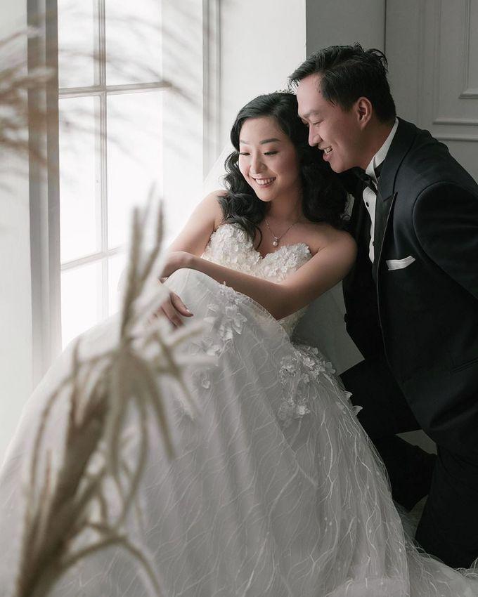 Prewedding of Yudha & Jessica by MarisaFe Bridal - 002