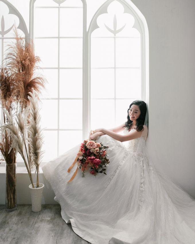 Prewedding of Yudha & Jessica by MarisaFe Bridal - 006