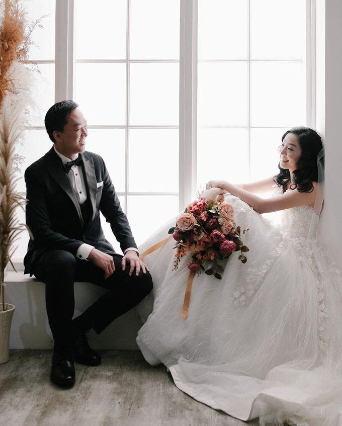 Prewedding of Yudha & Jessica by MarisaFe Bridal - 004