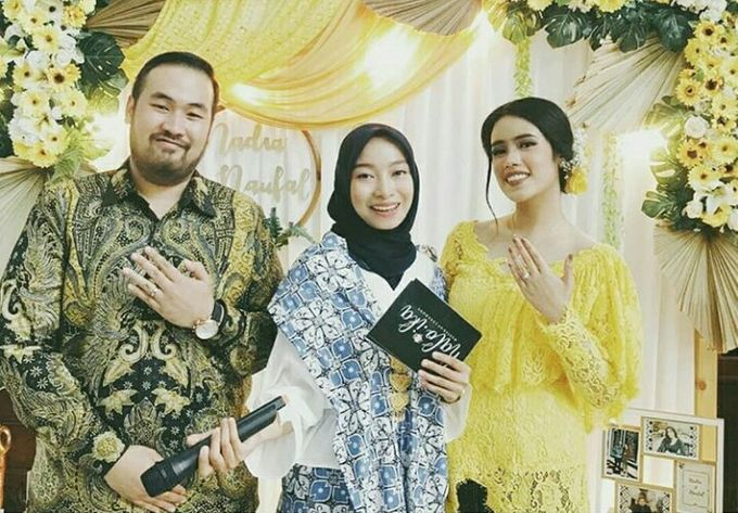 MC Engagement Nadia & Naufal by Halo Ika - 005