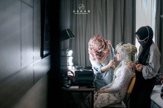 The Intimate Wedding Of Tia & Ranggi by Armadani Organizer - 008
