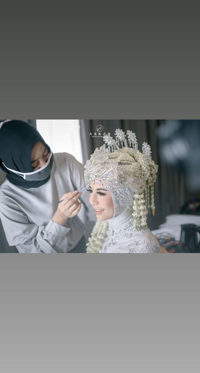 The Intimate Wedding Of Tia & Ranggi by Armadani Organizer - 010