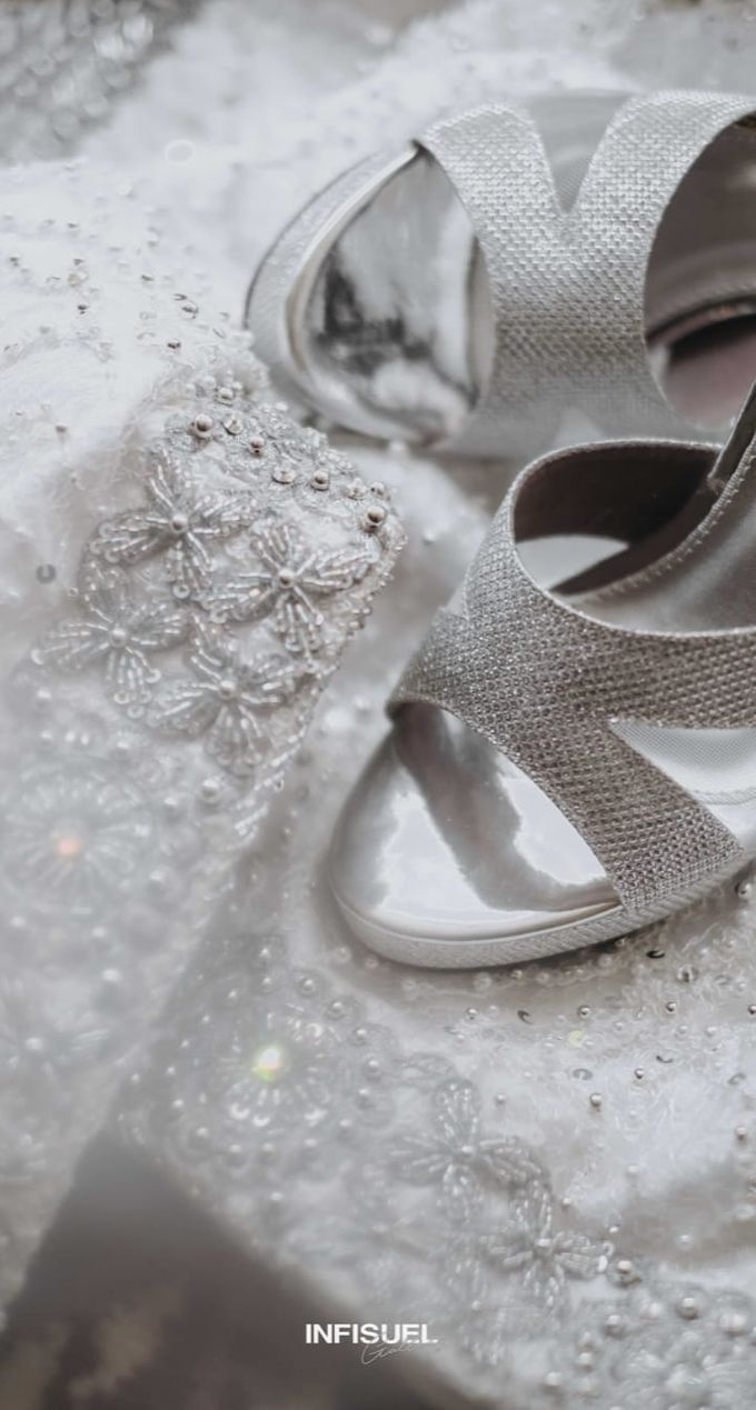 The Intimate Wedding Of Wisnu & Hajeng by Armadani Organizer - 010