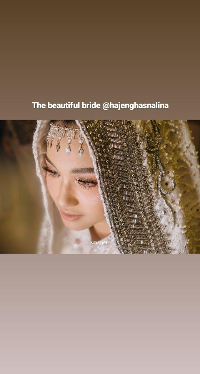 The Intimate Wedding Of Wisnu & Hajeng by Armadani Organizer - 003