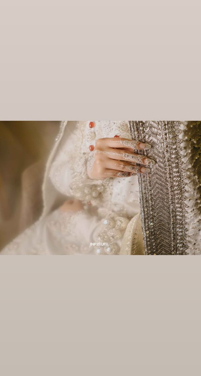 The Intimate Wedding Of Wisnu & Hajeng by Armadani Organizer - 008