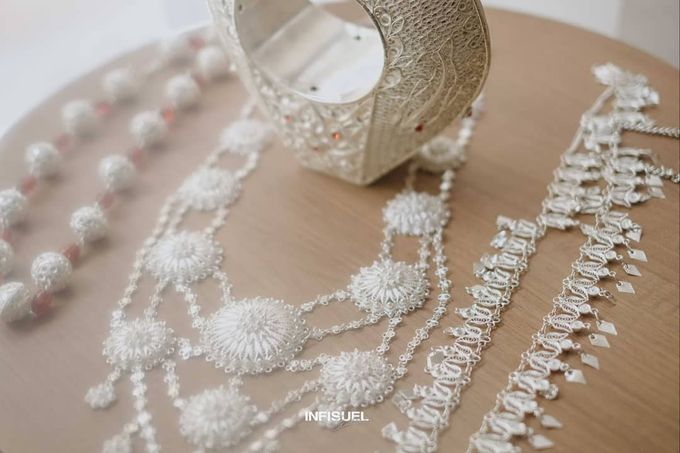 The Intimate Wedding Of Wisnu & Hajeng by Armadani Organizer - 013
