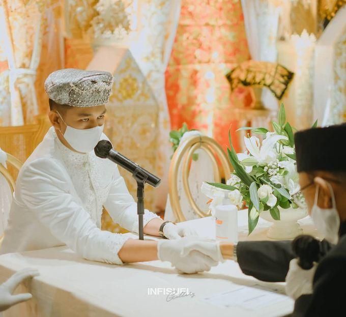 The Intimate Wedding Of Wisnu & Hajeng by Armadani Organizer - 011