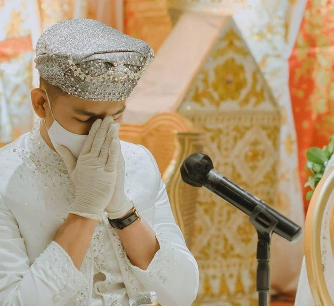 The Intimate Wedding Of Wisnu & Hajeng by Armadani Organizer - 006