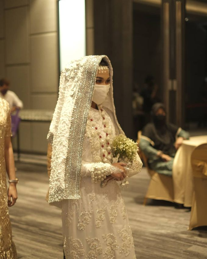 The Intimate Wedding Of Wisnu & Hajeng by Armadani Organizer - 002