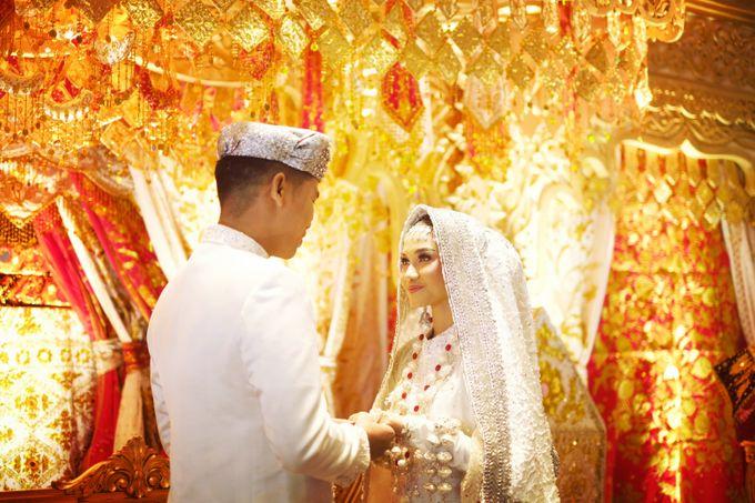 The Intimate Wedding Of Wisnu & Hajeng by Armadani Organizer - 020