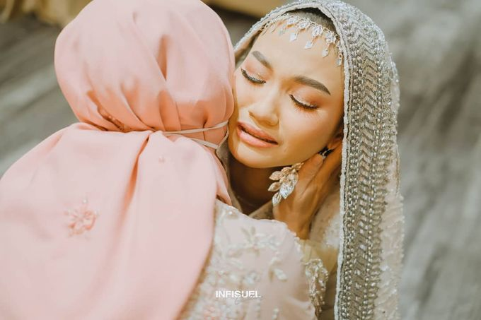 The Intimate Wedding Of Wisnu & Hajeng by Armadani Organizer - 007