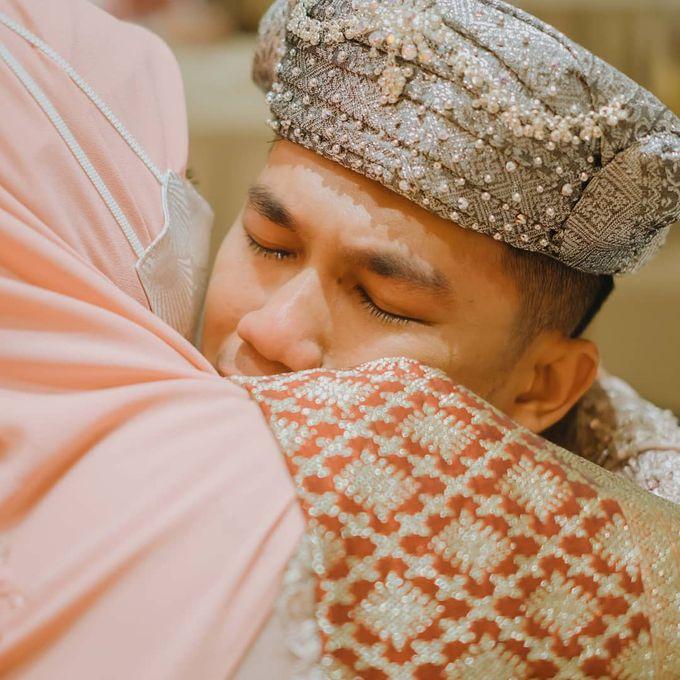 The Intimate Wedding Of Wisnu & Hajeng by Armadani Organizer - 015