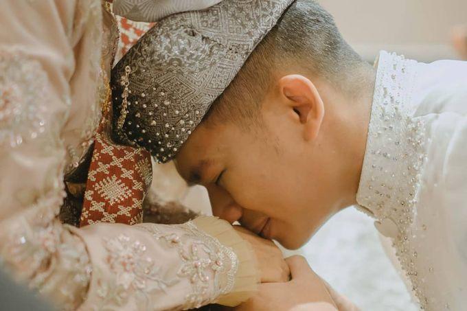 The Intimate Wedding Of Wisnu & Hajeng by Armadani Organizer - 012