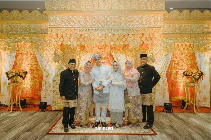 The Intimate Wedding Of Wisnu & Hajeng by Armadani Organizer - 016