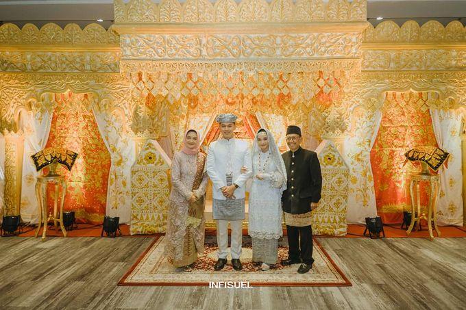 The Intimate Wedding Of Wisnu & Hajeng by Armadani Organizer - 017