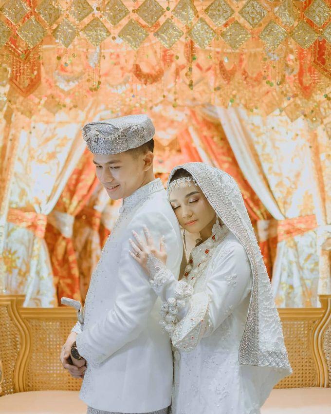 The Intimate Wedding Of Wisnu & Hajeng by Armadani Organizer - 004