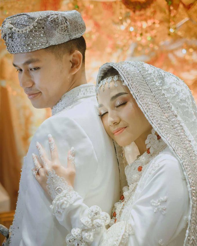 The Intimate Wedding Of Wisnu & Hajeng by Armadani Organizer - 018