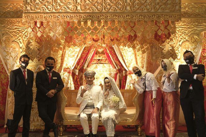 The Intimate Wedding Of Wisnu & Hajeng by Armadani Organizer - 019