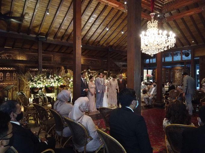 Alycia & Jiwa Wedding Day by HENRY BRILLIANTO - 005