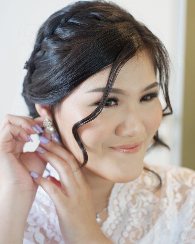 Wedding Day Ms. Ariani by Nike Makeup & Hairdo - 012