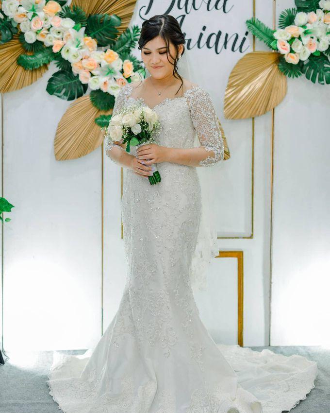 Wedding Day Ms. Ariani by Nike Makeup & Hairdo - 010