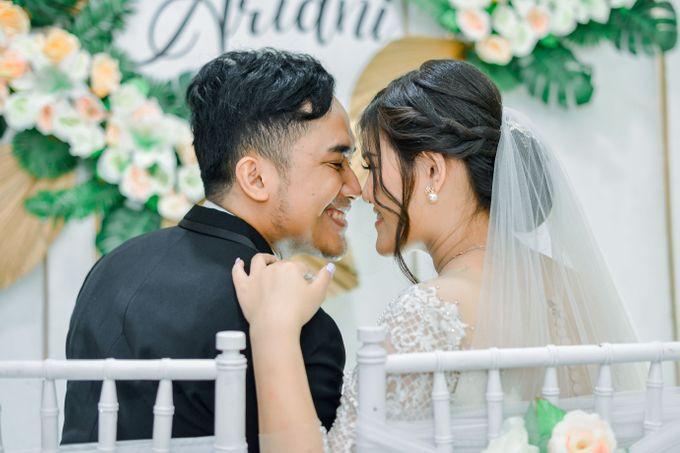 Wedding Day Ms. Ariani by Nike Makeup & Hairdo - 015