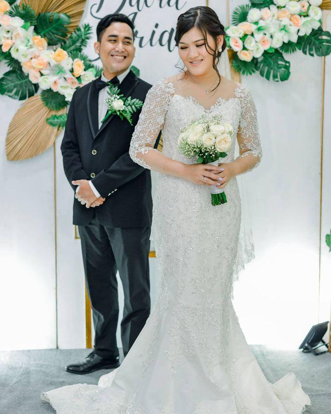Wedding Day Ms. Ariani by Nike Makeup & Hairdo - 011