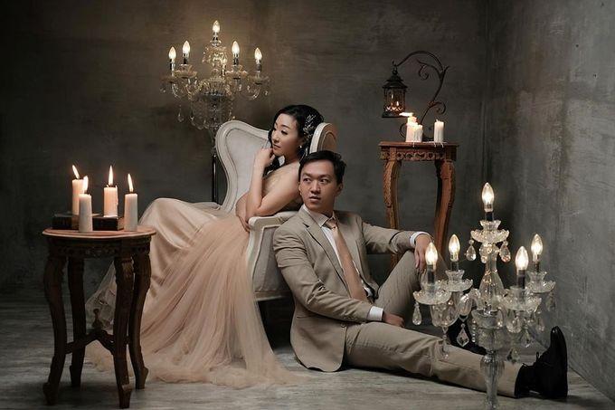 Prewedding of Yudha & Jessica by MarisaFe Bridal - 003