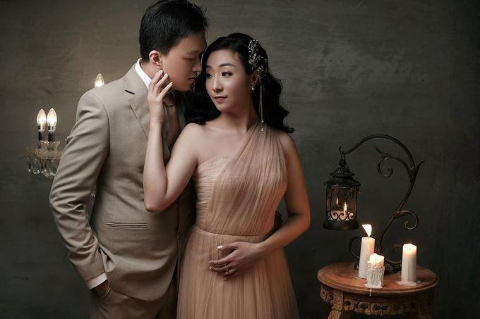 Prewedding of Yudha & Jessica by MarisaFe Bridal - 001