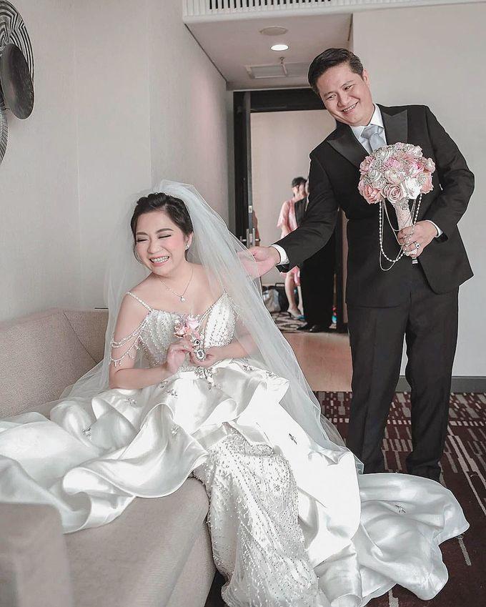 Dedy & Lia Wedding by METTA FEBRIYAN bridal & couture - 008