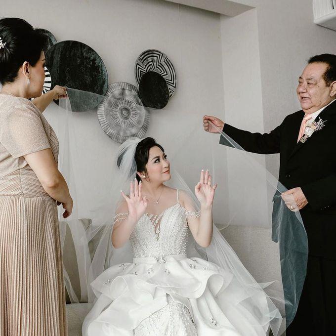 Dedy & Lia Wedding by METTA FEBRIYAN bridal & couture - 007